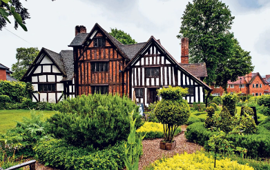 An image of a Bournville House